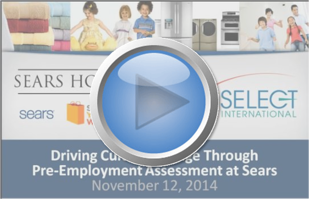 Driving Culture Change with Pre-Employment Assessment at Sears